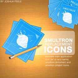 Smultron Replacement Icon V.2