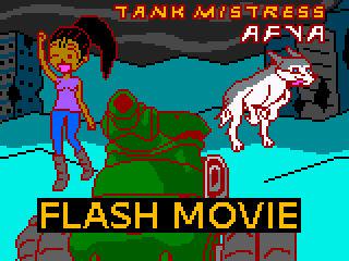 Tank Mistress Afya