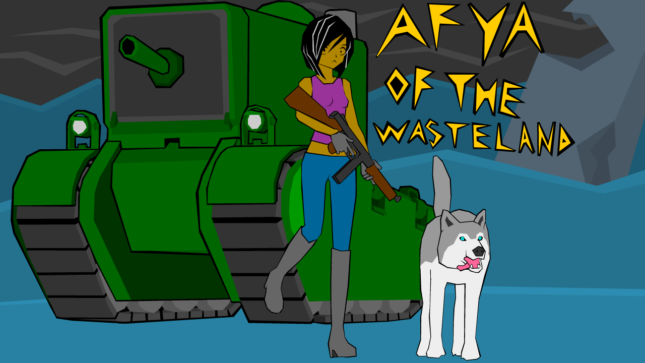 Afya of the Wasteland - Episode 1