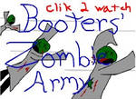 Booters' Zombie Army