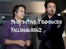 Avengers: Protective Tendencies Science Bros by fallenqueen