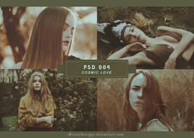 PSD 04: Cosmic Love by DAISYPSD