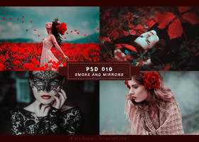 PSD 10: Smoke And Mirrors by DAISYPSD