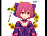 [CLOSED]YCH auction animation flower by Toriichi