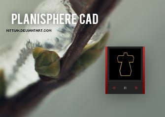 Planisphere CAD by Nittiyh