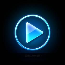 Media Player Icon G by djdeez