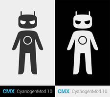 CMX CyanogenMod 10 -bootanimation by djdeez