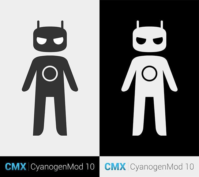 CMX CyanogenMod 10 -bootanimation