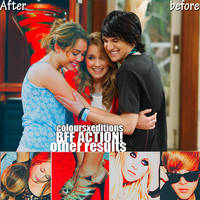 BFF New Action by coloursxeditions