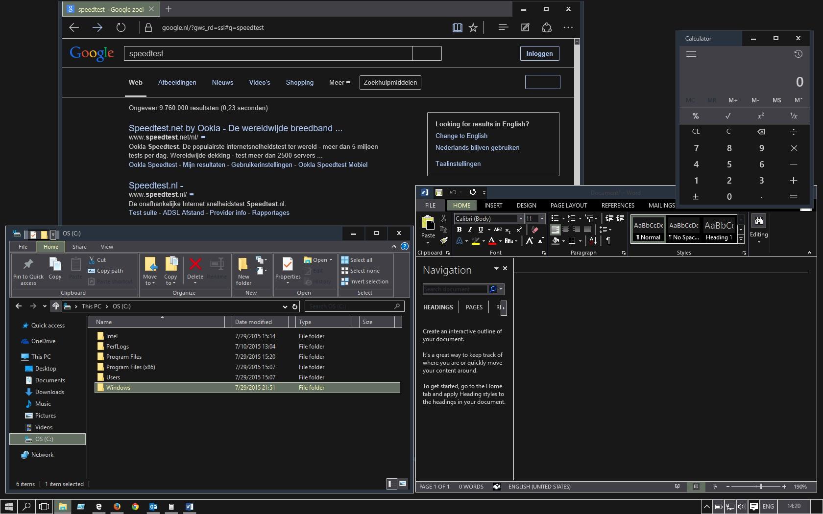 Basic Contrast Theme Windows 7 – Wonderful Image Gallery