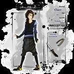 GrPr: Clarion by Onigiri-DragonBoat
