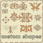 symbols shapes