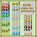 SATIN styles