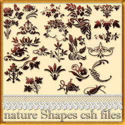 nature shapes csh