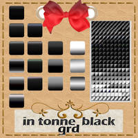 in tonne black by roula33