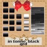 in tonne black
