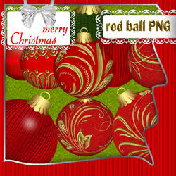 Balls Red