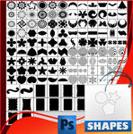 shapes for Photoshop
