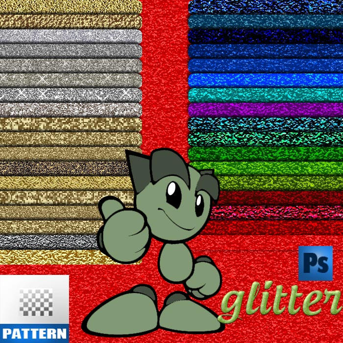 glitter by roula33