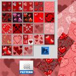 Valentine pattern 2