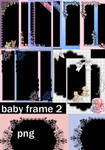 baby frames 2 PNG