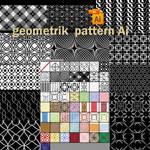 geometrik pattern