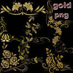 gold pngs