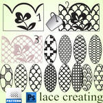 lace creating