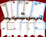 baby Stationery Sets