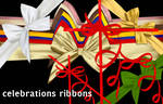 Celebrations Ribbons