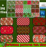 Christmas patterns Nr1