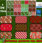 Christmas patterns Nr1
