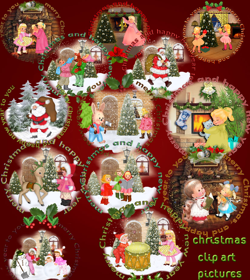 clip art,, christmas images, PNG by roula33