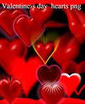 Valentine' S Day Hearts 1