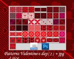 patterns Valentine 2