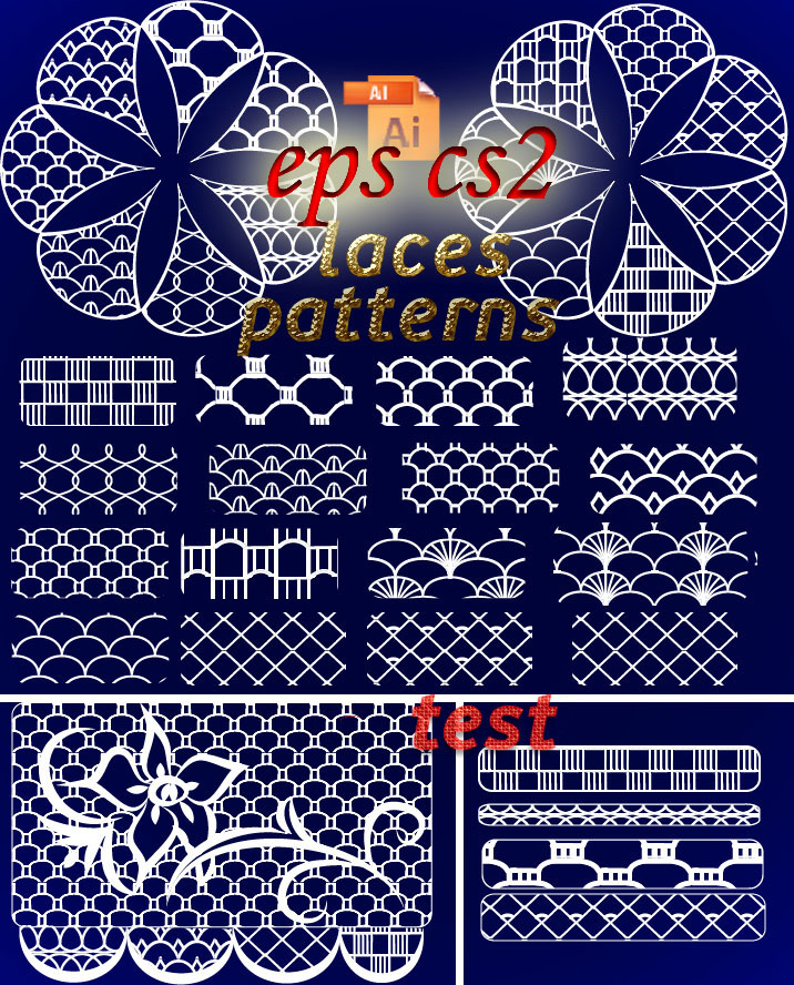 Patterns Laces by roula33