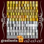 Gold And Platinum-