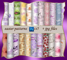 Easter Patterns by roula33