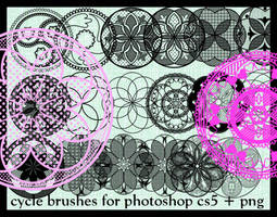 Circle Brushes by roula33