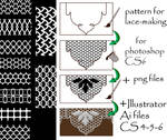 Pattern For Lace-making