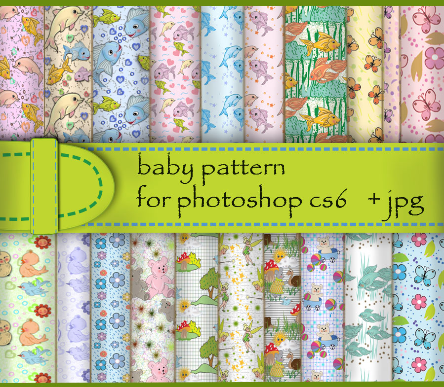 Baby Patterns by roula33 on DeviantArt