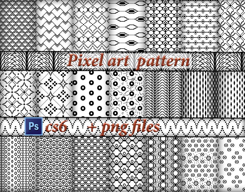 Pixel Art 1 by roula33