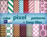 Color Pixel Patterns