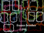 Frames Brushes And Png
