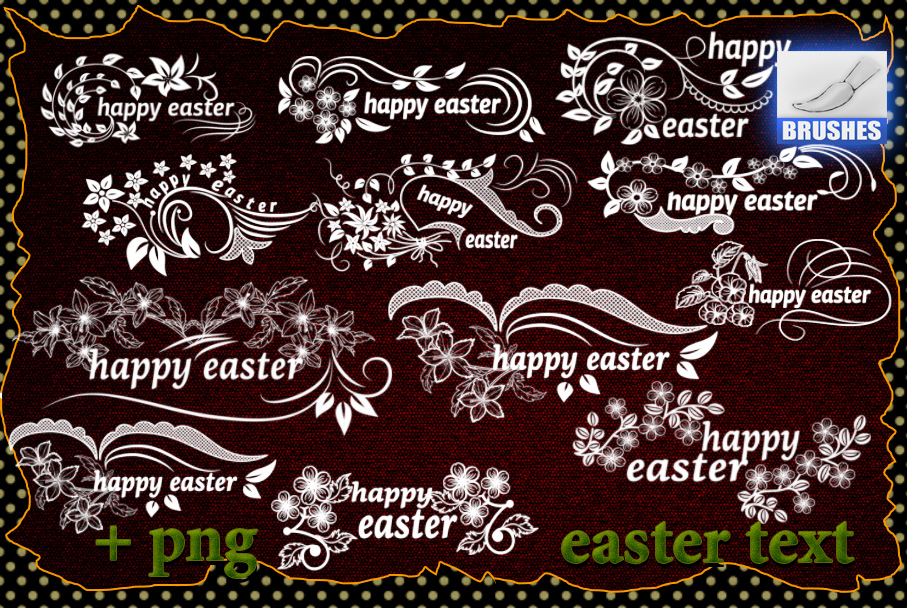 Easter Text 414