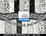 Patterns Black And White
