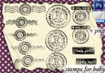 Stamps For Baby