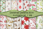 Christmas patterns 2014