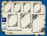 Frames Brushes