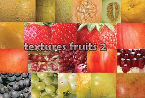 Textures Fruits 2